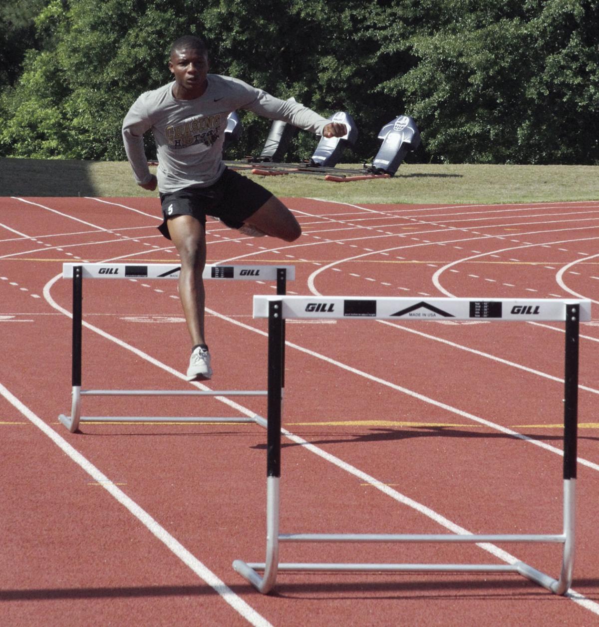 Bonner's hurdle work