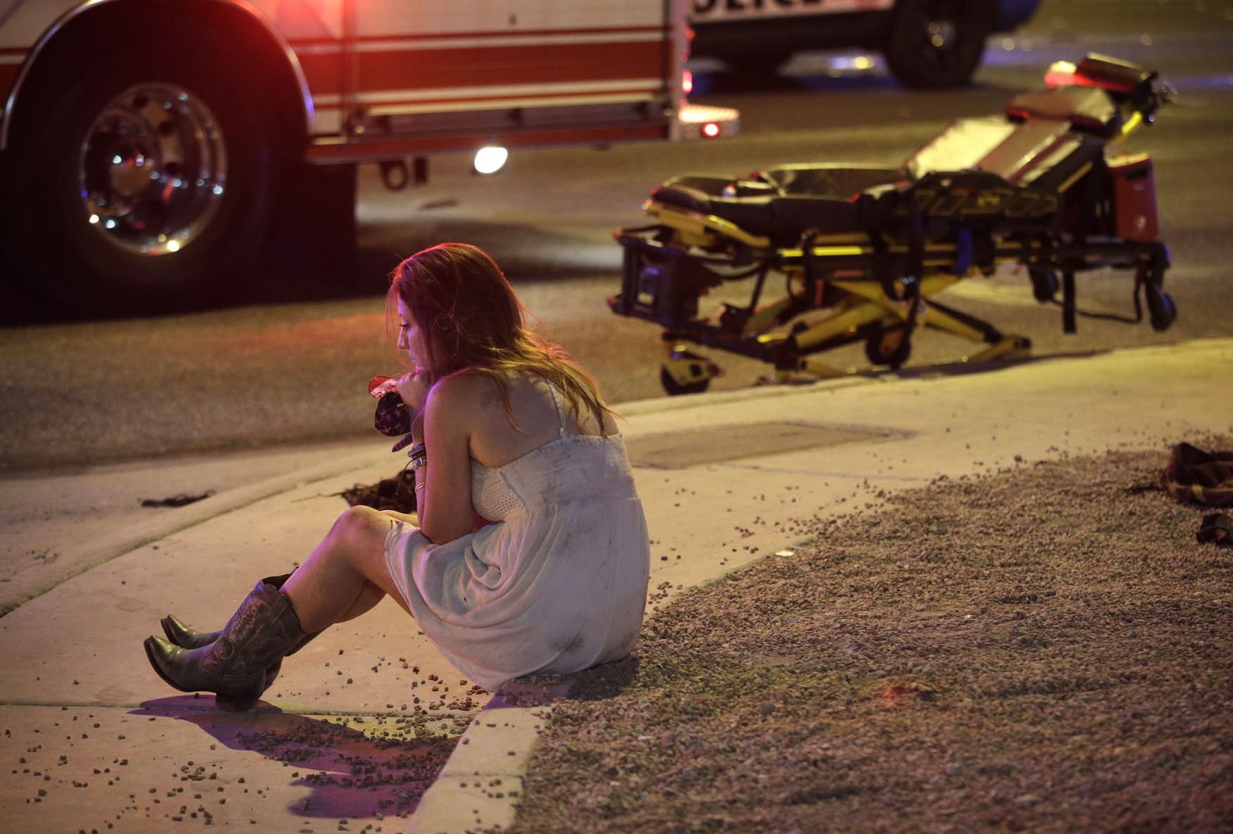 Las Vegas Shooting: Advice For People Looking For Answers