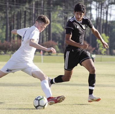 Packer soccer defense