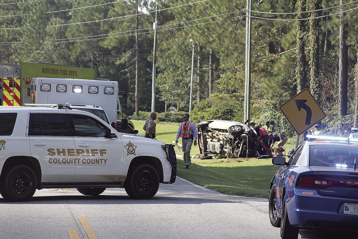 Man Dies Woman Hurt In Tallokas Road Collision Local News - Moultrie ga car show