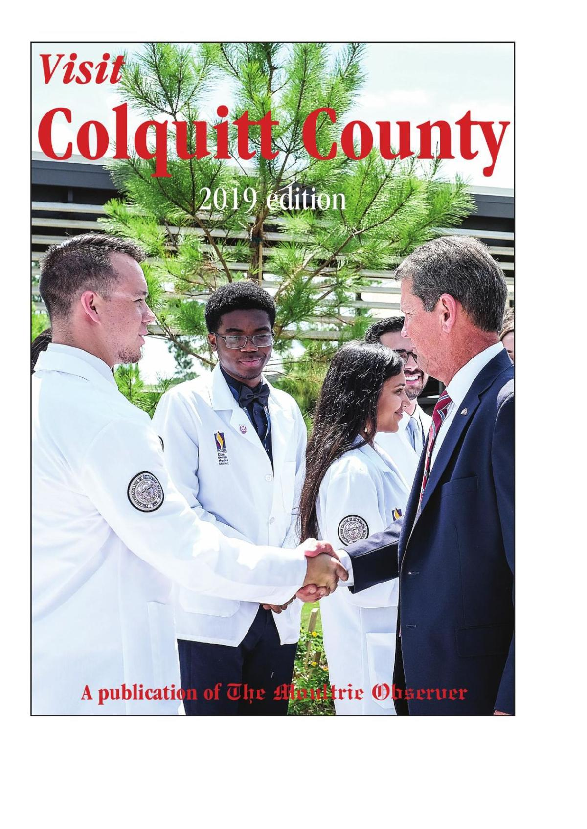 Visit Colquitt County 2019