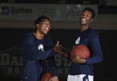 Chasing dreams: How two basketball rivals became teammates at Dalton State