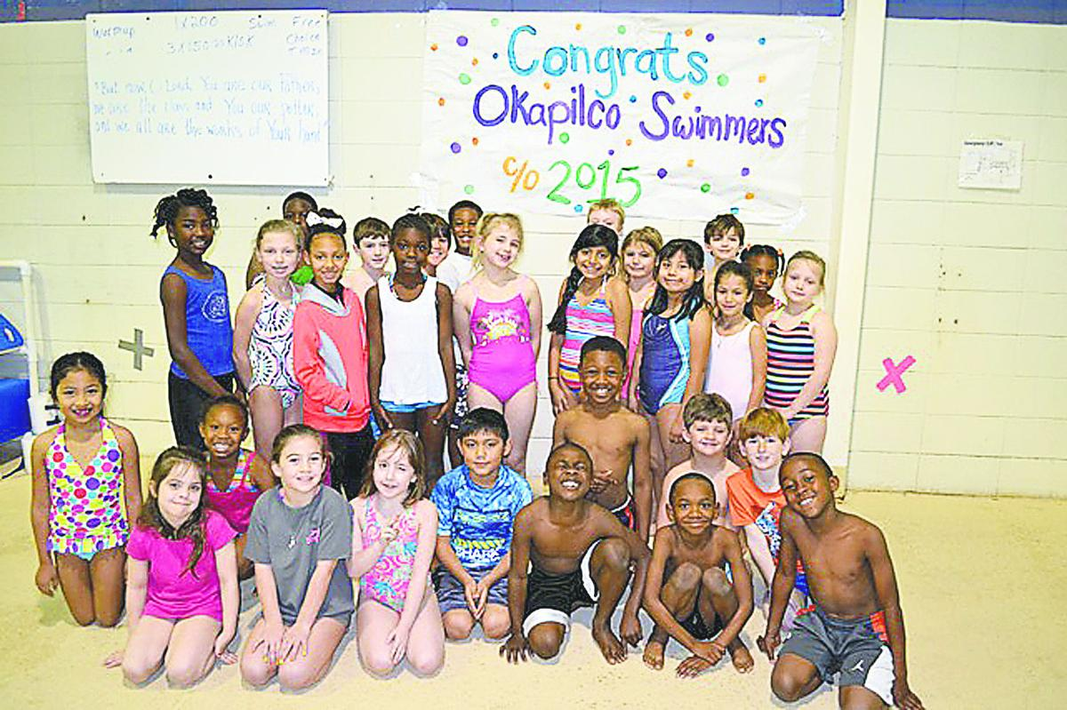 Okapilco swimmers 2