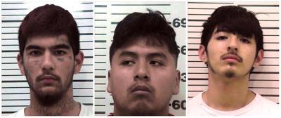 Assault suspects