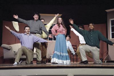 'Seven Brides for Seven Brothers' at Colquitt County Arts Center