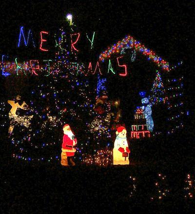 Kirklands To Welcome Visitors Wonderland Of Lights