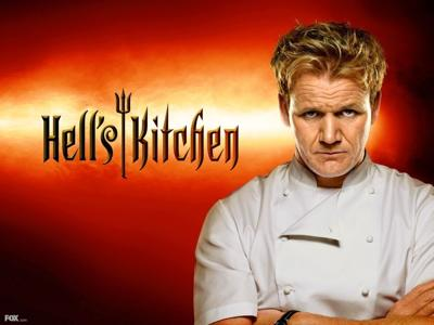 Until 'Hell's Kitchen' freezes over...