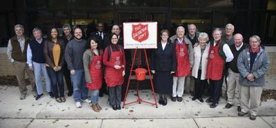 An 'iconic part of Christmas': Volunteers needed for Salvation Army's Red Kettle Campaign
