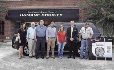 City gives SUV to Humane Society | Local News