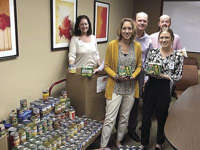 Turning Point food drive