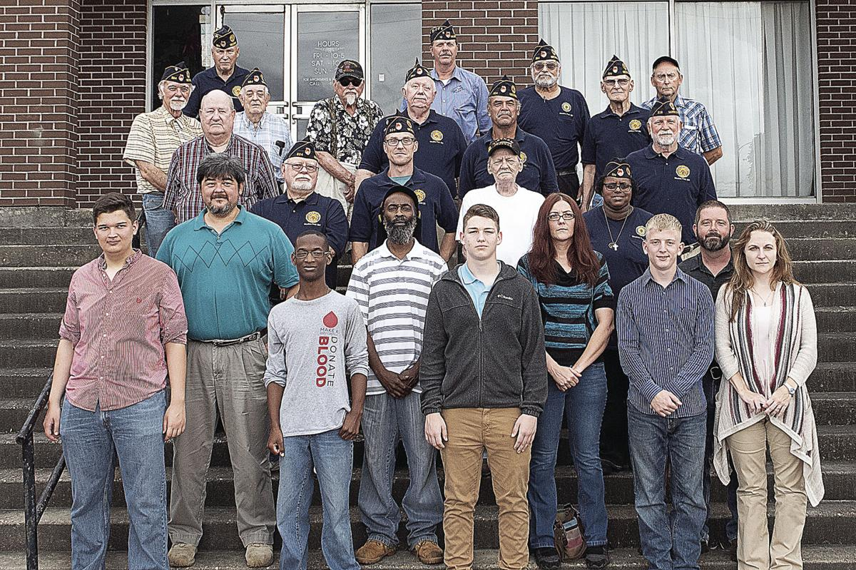 American Legion recognizes participants in Boys State