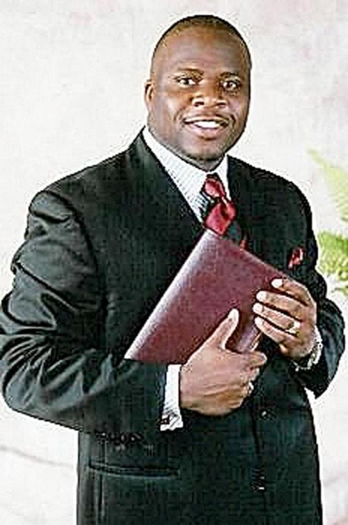 Reverend Bertrand Maurice Bailey, Jr  jpg | | moultrieobserver com