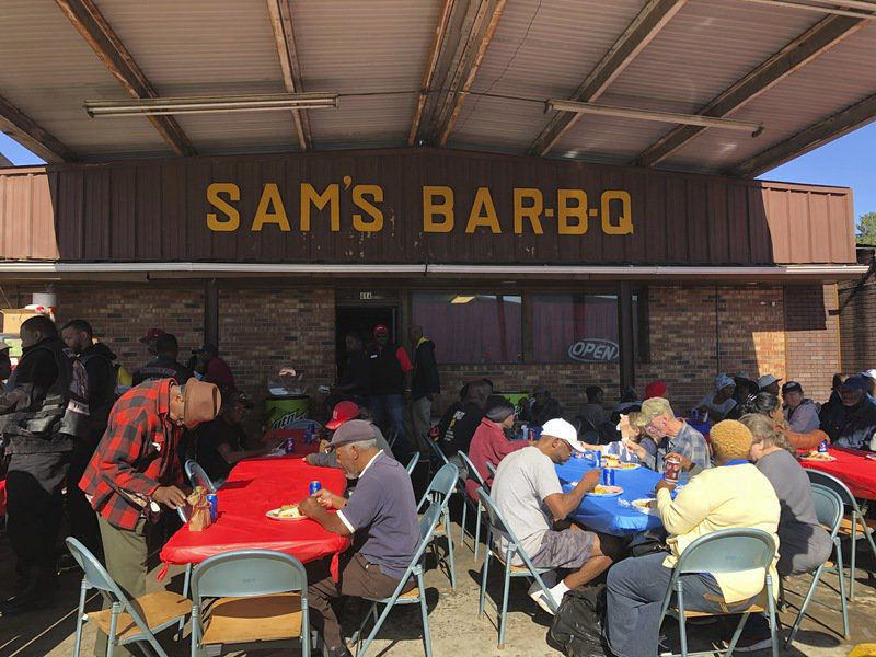 Sam's continues kind tradition