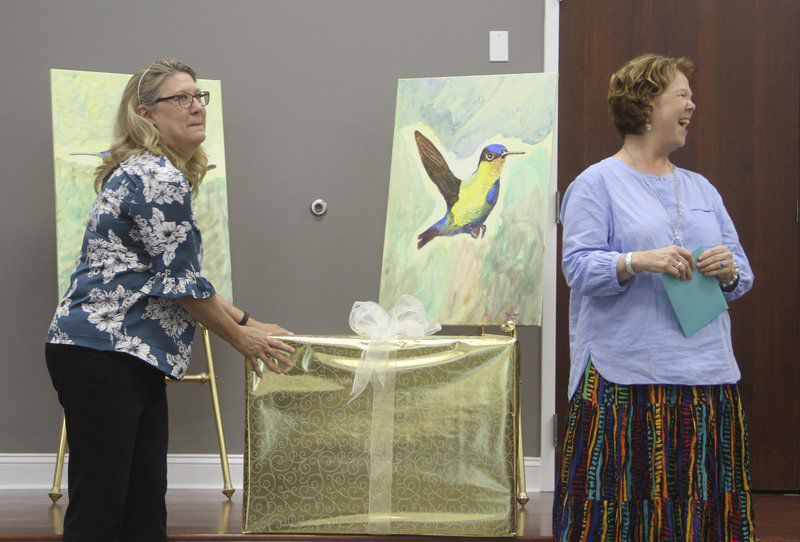 Roddenbery Library celebrates its grand reopening
