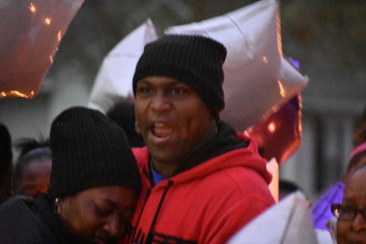 Jayla Alexander vigil