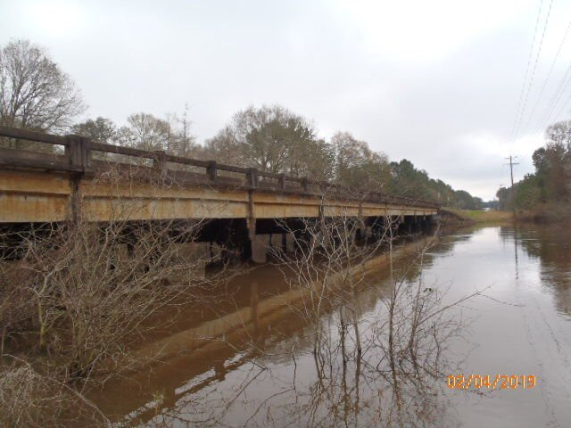 Warrior Creek Bridge