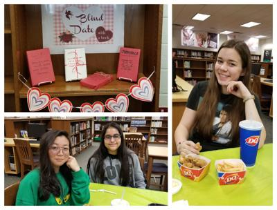 Ca Gray Hosts Blind Date With A Book Lifestyles