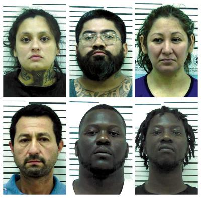 6 charged in drug case | Local News | moultrieobserver com