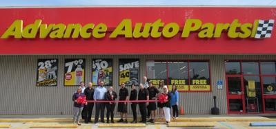 Advance Auto Parts Cuts Ribbon Local News