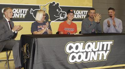 Kebler signs diving scholarship with Auburn