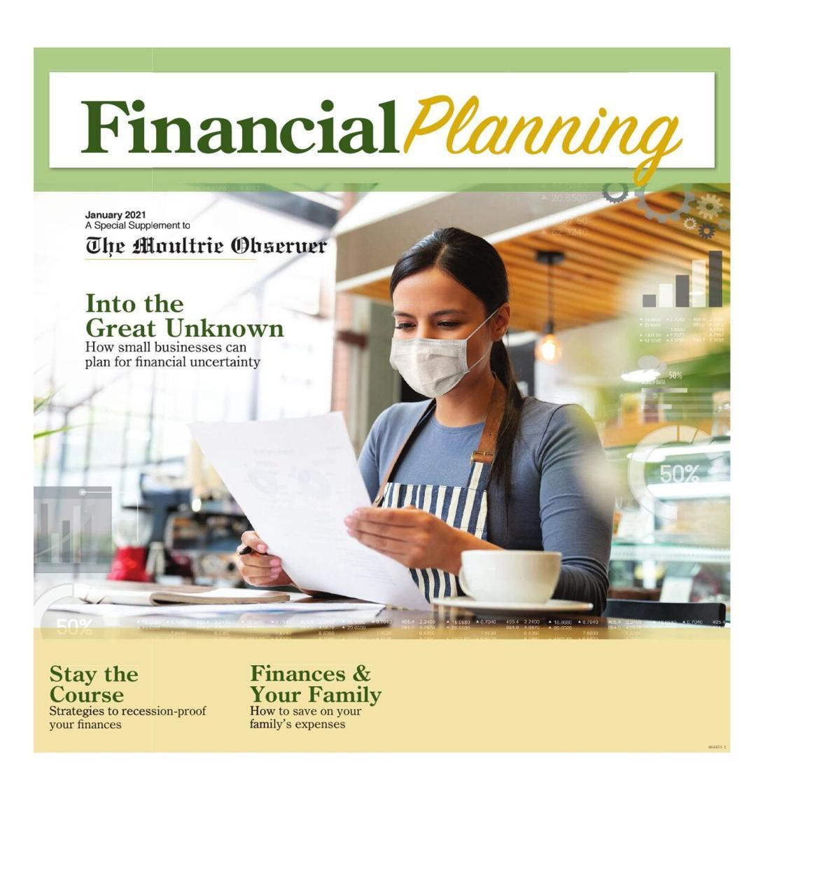 Financial Planning, 2021