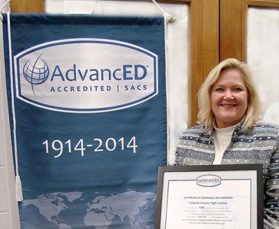 CCHS accreditation award