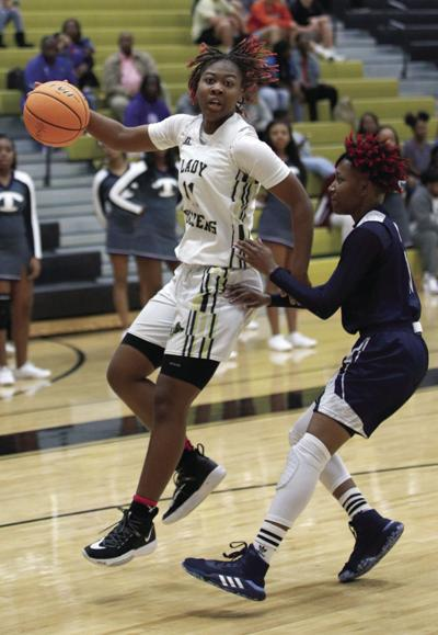Colquitt County High's Janiah Ellis, Region 1-7A girls basketball Player of the Year