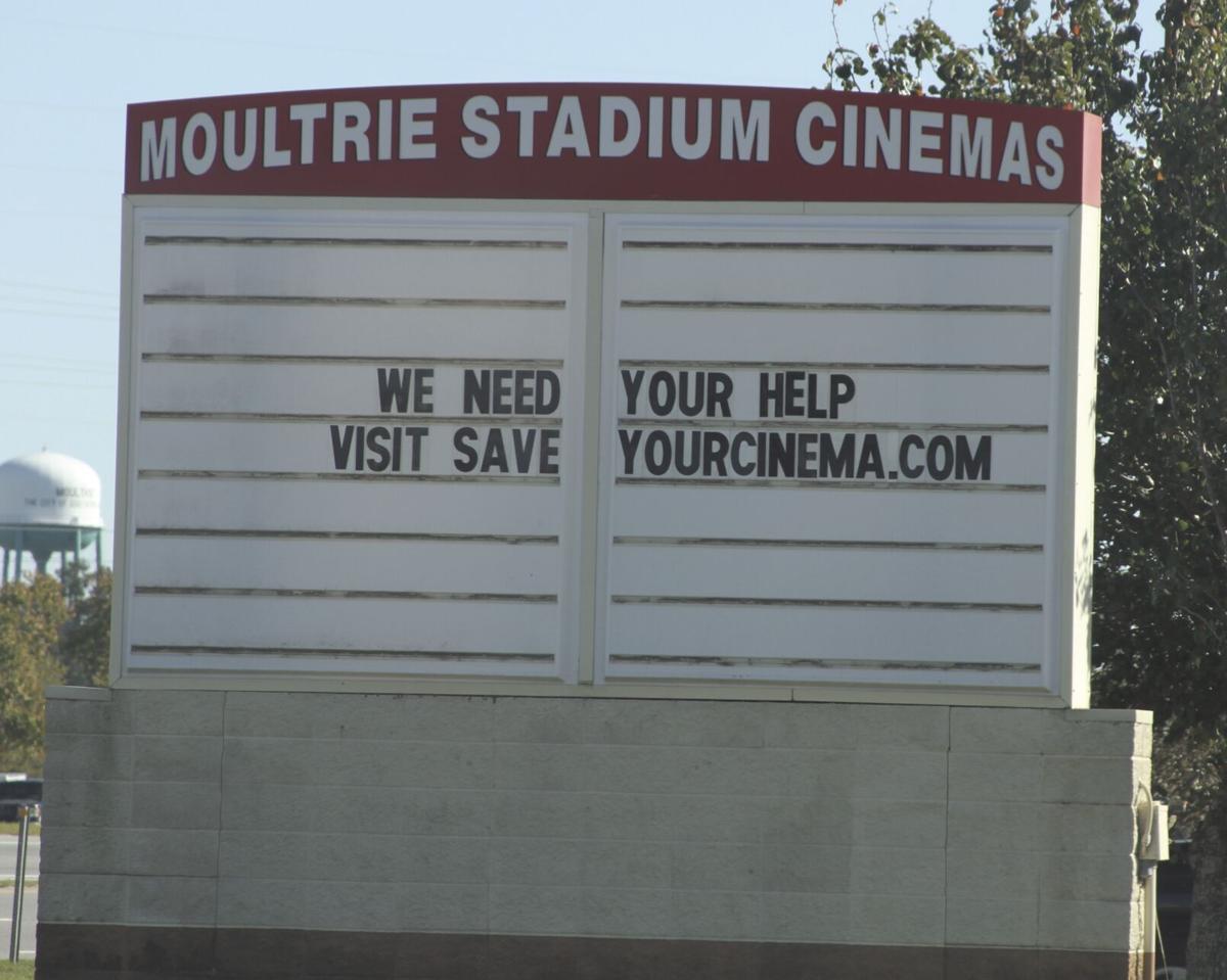 Moultrie Cinemas