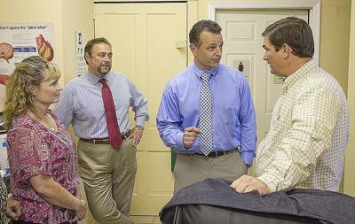 VSU nursing instructor opens clinic