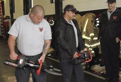 As Moultrie FD receives new equipment, more anticipated