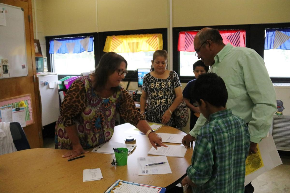 Norman Park Elementary open house