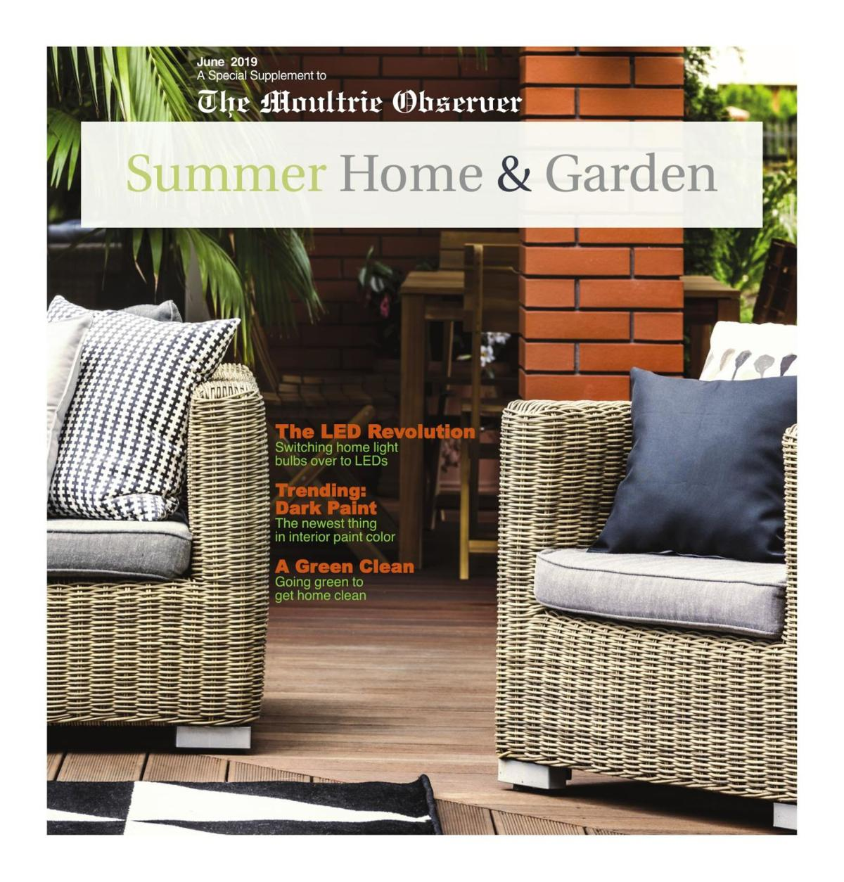 Summer Home & Garden