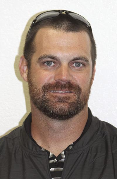 New Colquitt County High head baseball coach Matt Crews