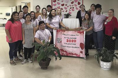 HOSA hosts Valentine's party