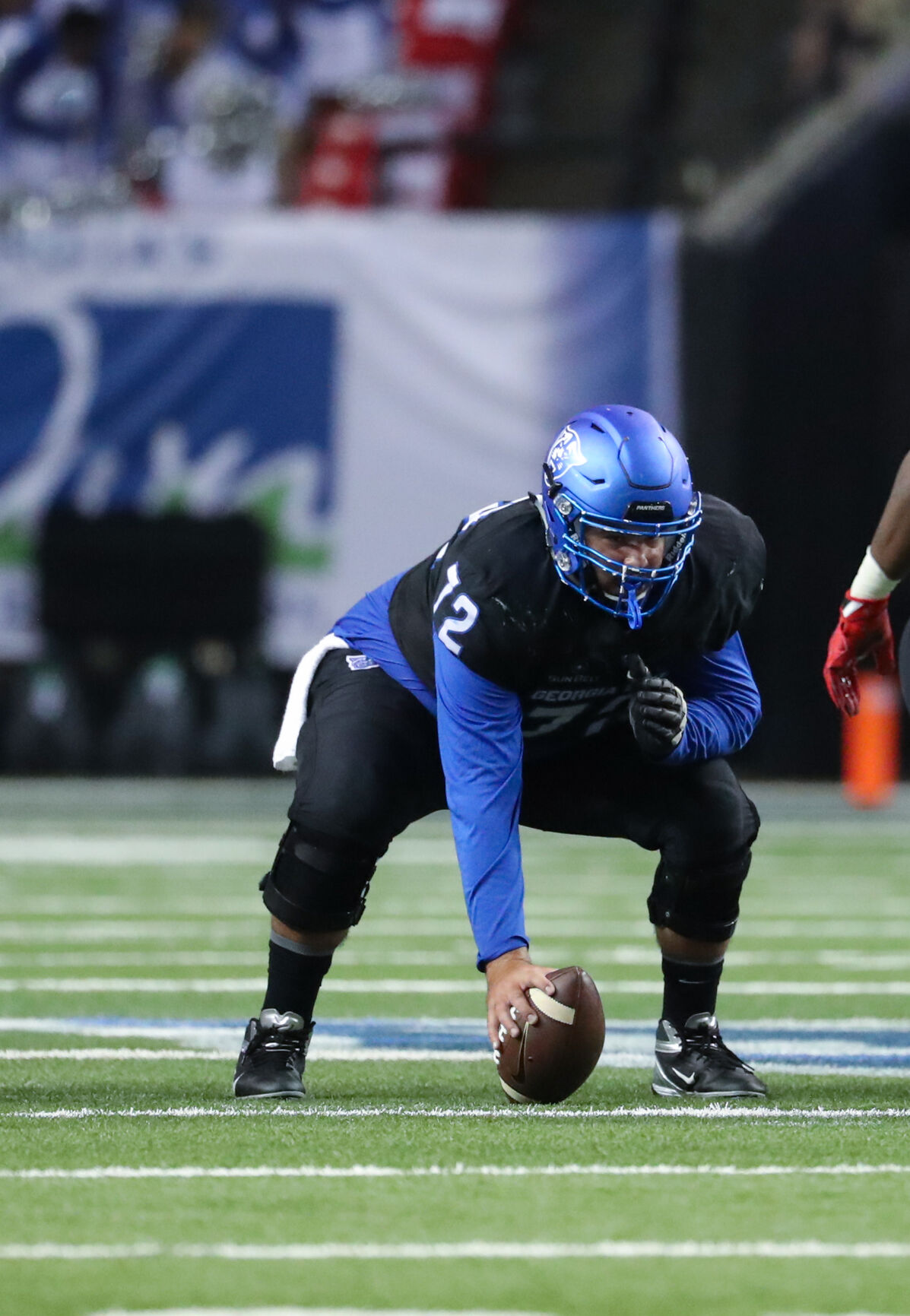 Gabe Mobley at Georgia State