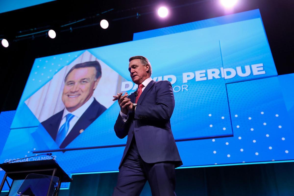 U.S. Sen. David Perdue