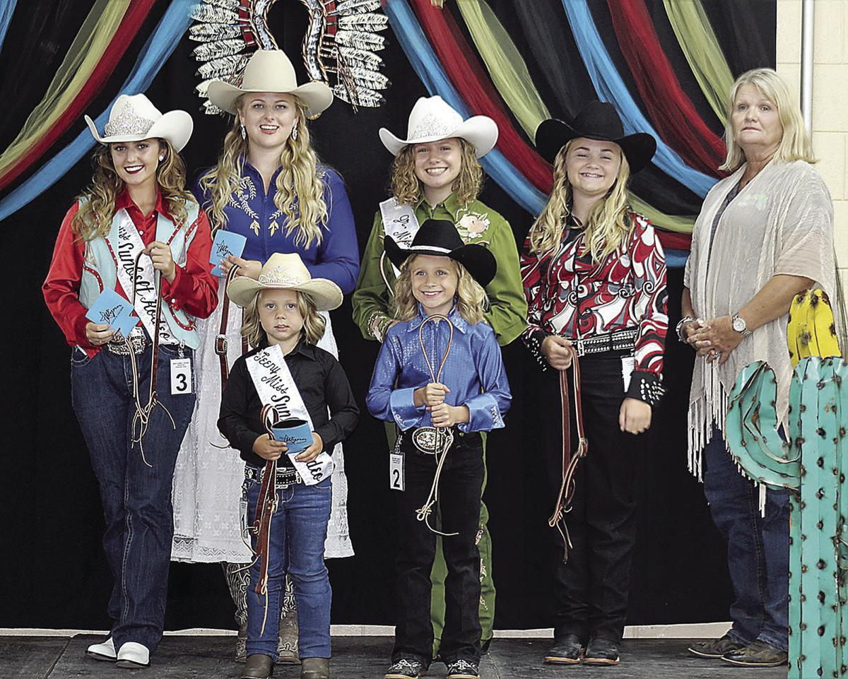 Sunbelt Expo Rodeo Pageant names winners   Ga Fl News
