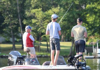WVC Bass Fishing pic