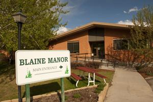 <p>Blaine Manor</p>