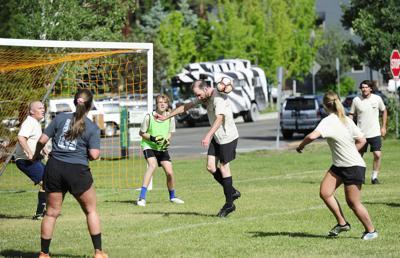 Ketchum Co-ed Soccer COVID