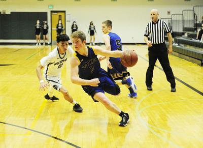 Carey Boys' Basketball