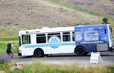 Mountain Rides Bus