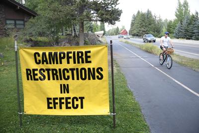 Campfire Restrictions