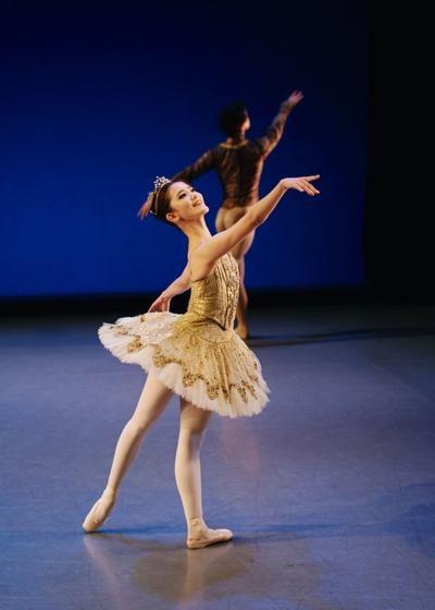 SF Ballet Preprofessional dancers