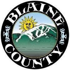 Blaine County Seal