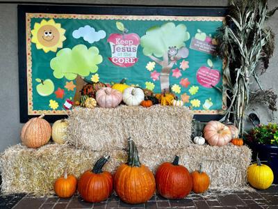 Big Wood School will get you in the autumn spirit