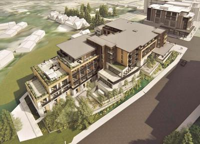 proposed Ketchum Tribute Hotel