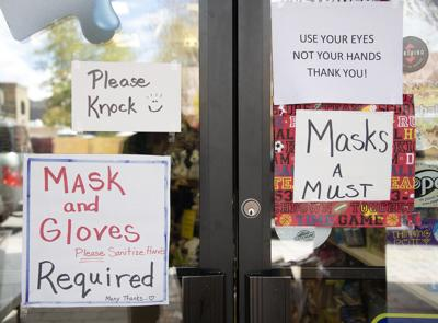 Toy Store Masks Ketchum