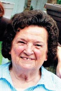 Shirley Faye Harrill Horton