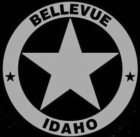 C-132669 Bellevue Marshals Office Shoulder Patch Idaho MC